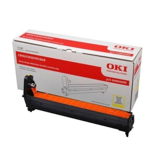OKI Bęben Yellow 20K C801 C821 C810 C830