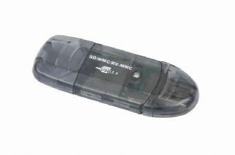 Gembird CZYTNIK GMB MINI SD/MMC USB 2.0