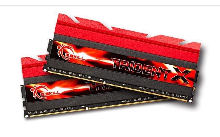 G.SKILL DDR3 16GB (2x8GB) TridentX 2400MHz CL10 XMP
