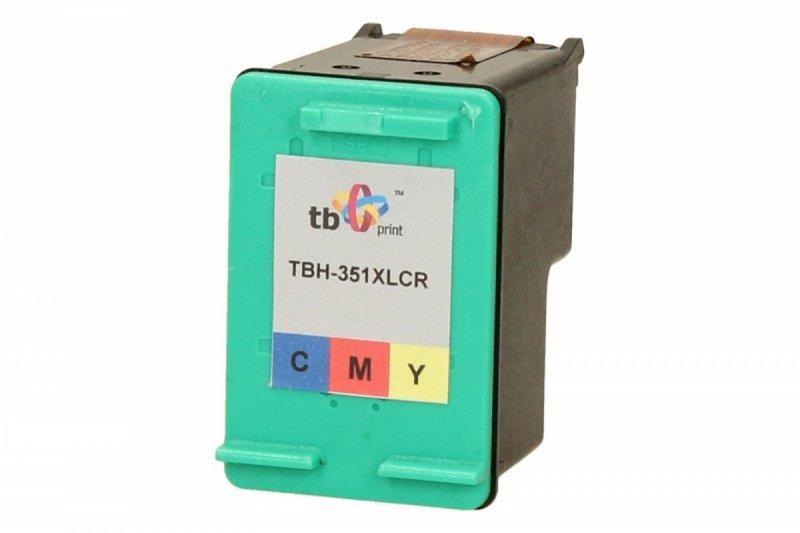 TB Print Tusz do HP DJ D4260 TBH-351XLCR Kolor ref.