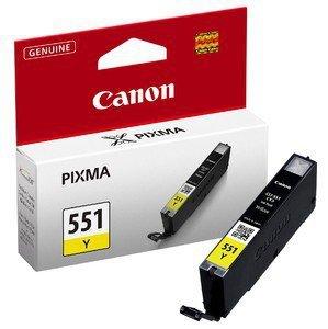 Canon Tusz CLI-551 ŻÓŁTY 6511B001