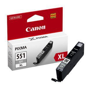 Canon Tusz CLI-551XL SZARY 6447B001