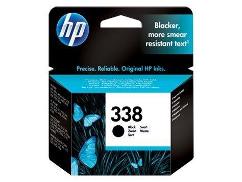 HP Inc. Tusz nr 338 Czarny C8765EE