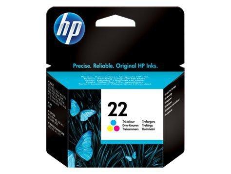 HP Inc. Tusz nr 22 Kolor  C9352AE