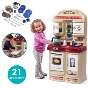 Step2 Przytulna Kuchnia z akcesoriami