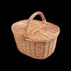 Kosz piknikowy (wzór 7) - sklep z wiklina - zdjęcie