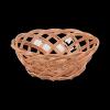 Tacka ażurowa (Okrągła/23cm)- sklep z wiklina - zdjęcie