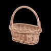 Koszyczek Wielkanocny  (Owalny/28 cm) - Sklep z wiklina - zdjęcie