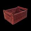 Skrzynka (Wenge/30cm) - sklep z wiklina - zdjęcie