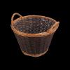 Kosz gospodarczy (Wplot/50cm) - sklep z wiklina - zdjęcie