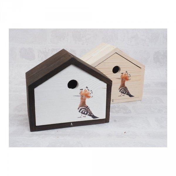 Budka lęgowa dla ptaków (Ptak 2/Duża) - sklep z wiklina - zdjęcie 1
