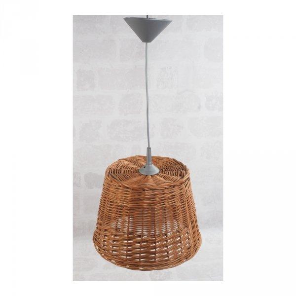Żyrandol (Nowoczesny/28cm) - sklep z wiklina - zdjęcie 2