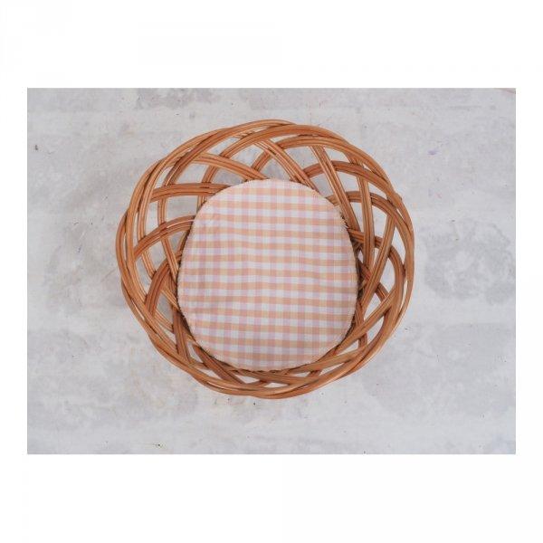 Tacka ażurowa z serwetką (Okrągła/23cm) Sklep z wiklina - zdjęcie 2