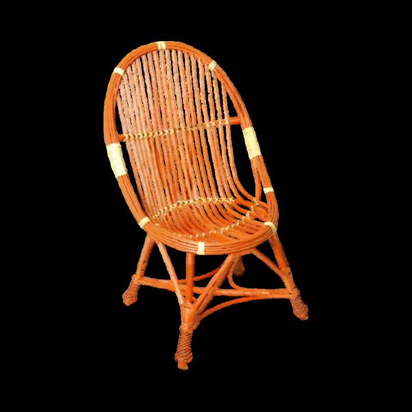 Fotel - Kubełek - sklep z wiklina - zdjęcie