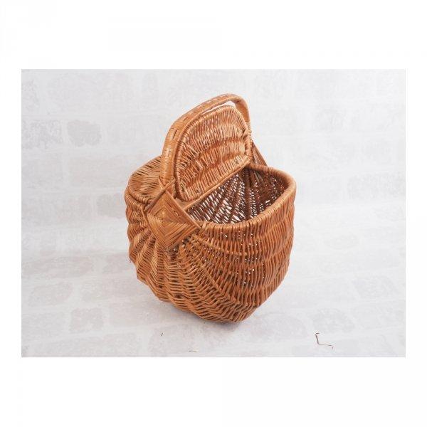 Kosz piknikowy (wzór 5) - sklep z wiklina - zdjęcie 1