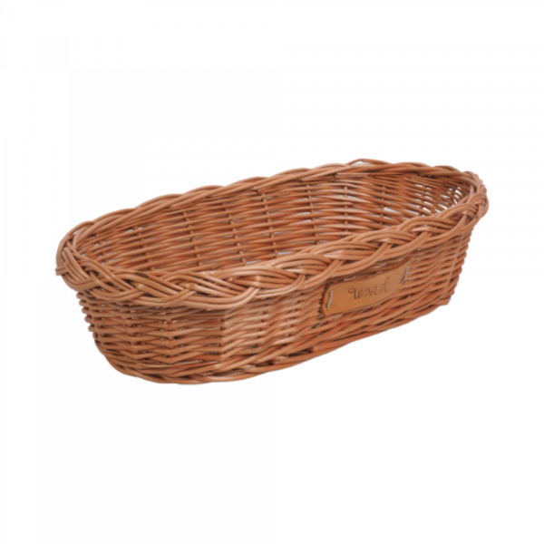 Tacka pełnopleciona (Paluszek/Naturalny/32cm) - sklep z wiklina - zdjęcie