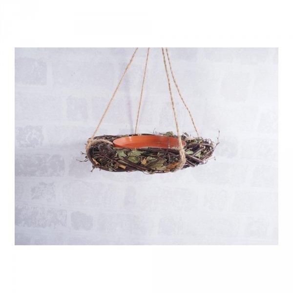 Ekologiczne poidełko dla ptaków - sklep z wiklina - zdjęcie 2