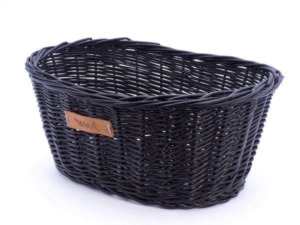 Tacka wysoka (Czarna/35cm) - sklep z wiklina - zdjęcie 1