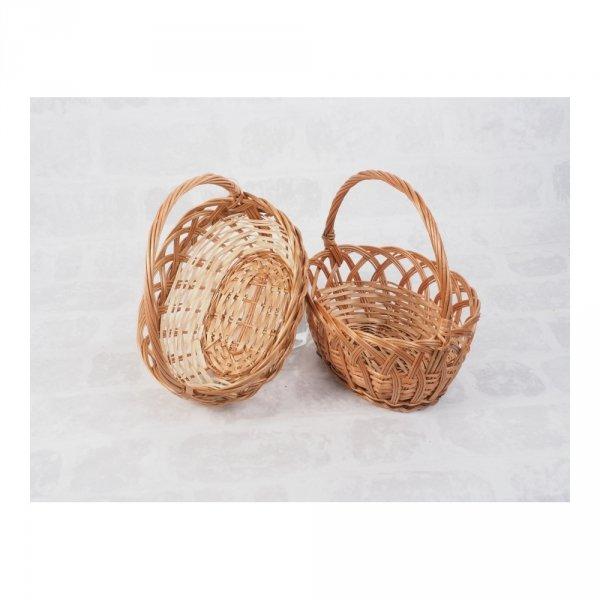 Koszyczek Wielkanocny (Rajtak) - sklep z wiklina - zdjęcie 2