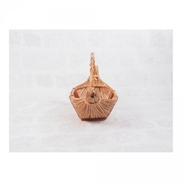 Koszyczek Wielkanocny (gniazdko 30 cm) - sklep z wiklina - zdjęcie 3