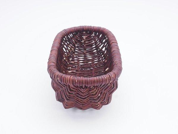 Osłona na donicę (Owalna/35cm) - Sklep z wiklina - zdjęcie 2