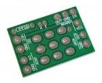 Płytka PCB True Bypass (3PDT)