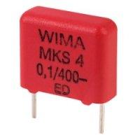 MKS4 100nF 400V Wima