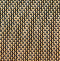 Grill Cloth Black Beige Basket (JTM)