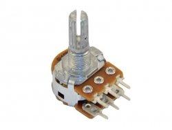 2x1M/B liniowy stereo PCB standard