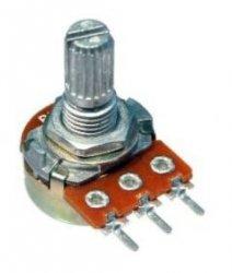 200k/B liniowy PCB standard