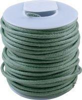 Kabel jednożyłowy vintage zielony (0,55mm2)