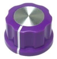 Gałka X3 fioletowa
