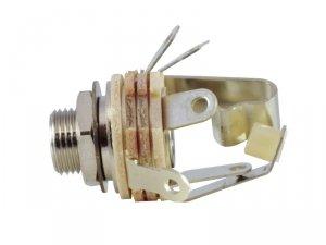 Gniazdo Jack Switchcraft 6,3mm Mono SC-13E