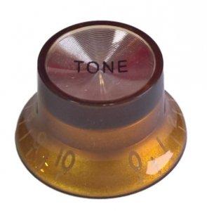 Gałka gitarowa styl Gibson SG amber TONE