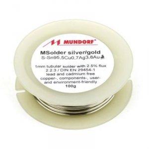 Cyna Mundorf Silver/Gold 1mm