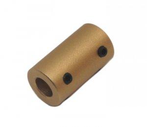 Tuleja do łączenia osi potencjometrów 6mm