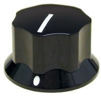Gałka styl MXR czarna