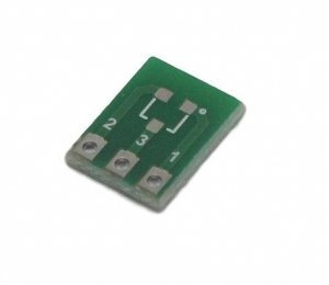 Adapter PCB SOT23 - TO92
