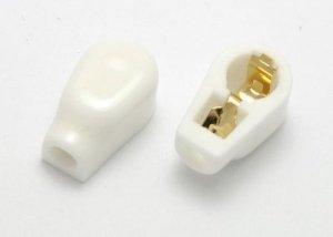 Kapturek 6,3mm ceramiczny Gold