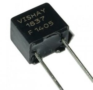 Kondensator Vishay 100nF 160V MKP1837
