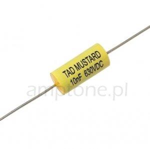 Kondensator TAD Mustard 10nF 630V