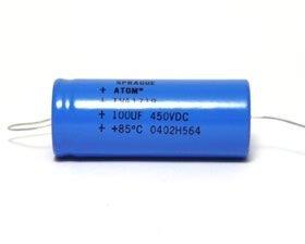 Atom 100uF 450V
