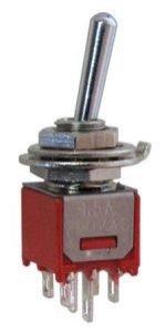Przełącznik DPDT TS40 submini
