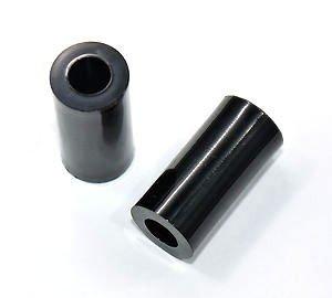Dystans plastikowy czarny 6mm