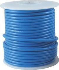 Kabel jednożyłowy niebieski 0,35mm2 Hook-up