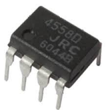 Wzmacniacz operacyjny JRC4558D