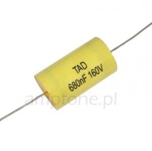 Kondensator TAD Mustard 680nF 160V
