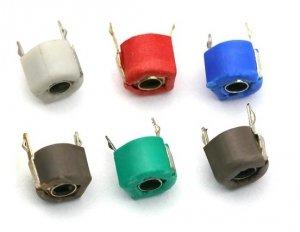 Trymer ceramiczny kondensator 4pF - 20pF