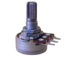 Alpha 100k/A logarytmiczny (10mm)