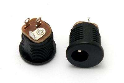 Gniazdo DC power 2.5mm / 5.5mm, styl Boss